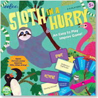 Improv Game - Sloth in a Hurry