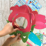 DIY Lantern Lands - Fairy Flower Party