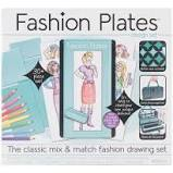 Fashion Plates - Deluxe Set