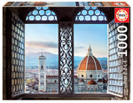 1,000 pc Puzzle - Views of Florence