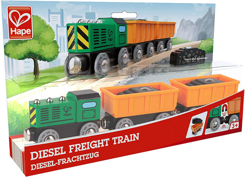 Diesel Fright Train