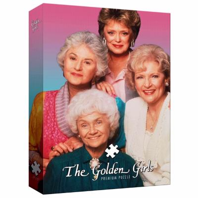1,000 pc Puzzle - Golden Girls