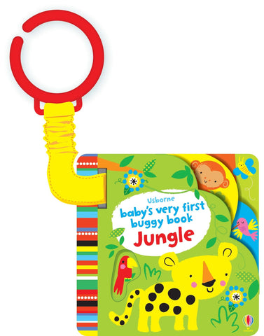 Baby's Very First Stroller Book: Jungle