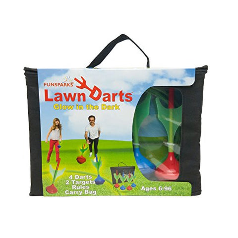Lawn Darts - Glow in the Dark
