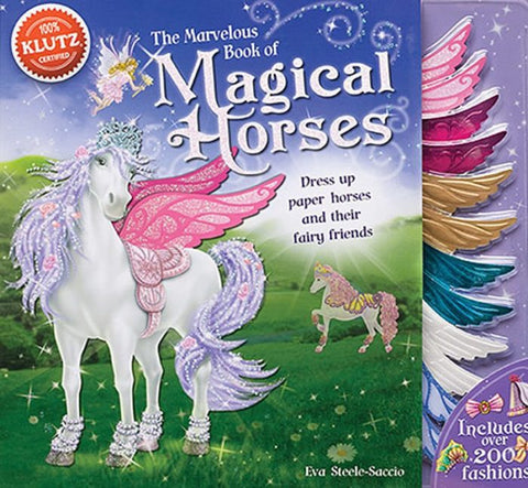 Klutz: Book of Magical Horses