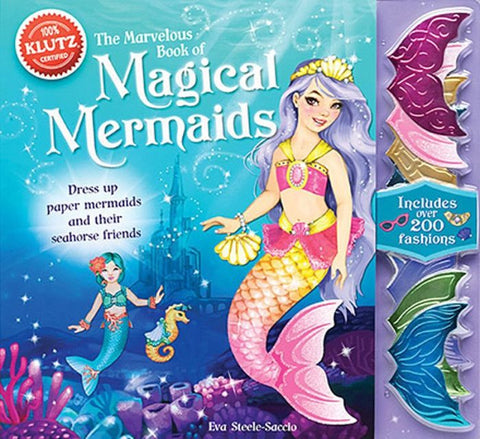 Klutz: Marvelous Book of Magical Mermaids