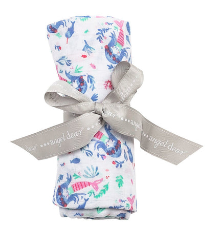 Swaddle Blanket - Mermaid