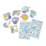 Scented Scratch Stickers - Mer-Made to Party