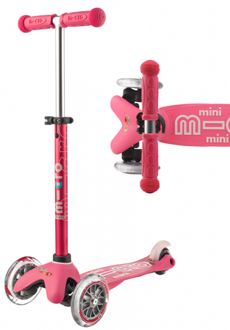 Mini Deluxe Scooter - Pink - CURBSIDE PICK-UP ONLY