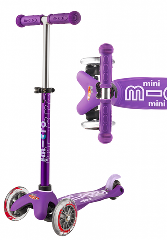 Mini Deluxe Scooter - Purple - CURBSIDE PICK-UP ONLY