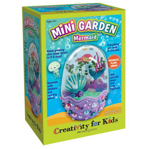Mini Garden – Mermaid