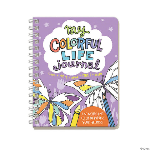 My Colorful Life Journal
