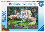 200 pc Puzzle - Mystical Unicorns