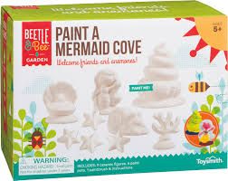 Paint a Mermaid Cove