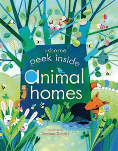 Peek Inside Animal Homes