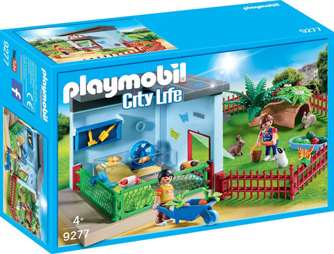 Playmobil - Small Animal Boarding - 9277