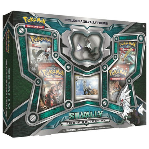 Poke'mon Silvally Figure Collection