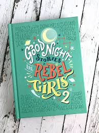 Rebel Girls Book, Volume 2