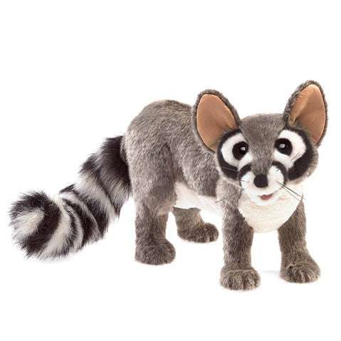 Ringtail Cat Hand Puppet