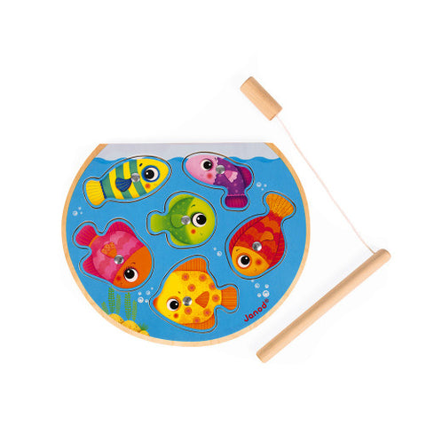Speedy Fish Puzzle (wood)