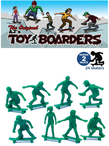Toy Boarders - Skate - Series 2