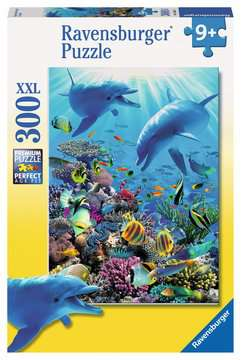 300 pc Puzzle - Underwater Adventure