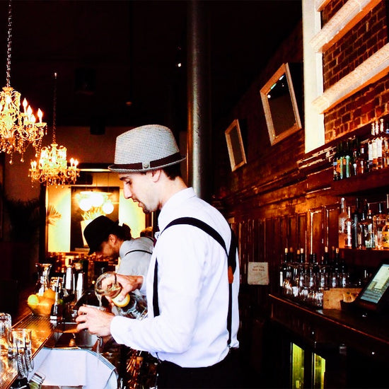 Speakeasy Cocktail Bar Takeover