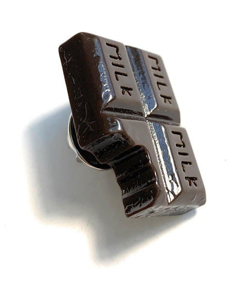 Chocolate Bar Pin