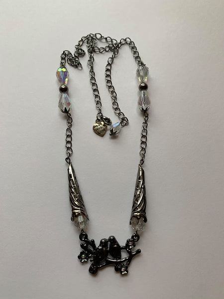 Blackbirds Necklace
