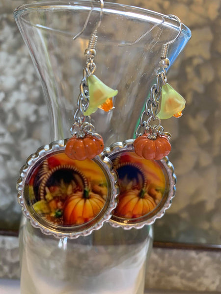 Thanksgiving Autumn Earrings