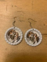 Puppies Earrings