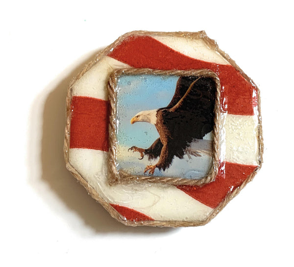 Eagle Ceramic Magnet