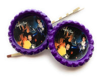 Prince, Purple Rain Hairpins