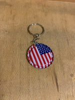 Abraham Lincoln Key Ring