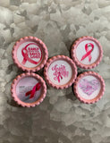 Breast Cancer Awareness Magnets