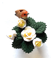 White Rose Garden Ring