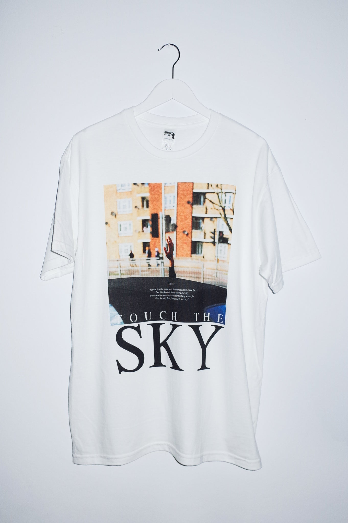 TSP054 TOUCH THE SKY