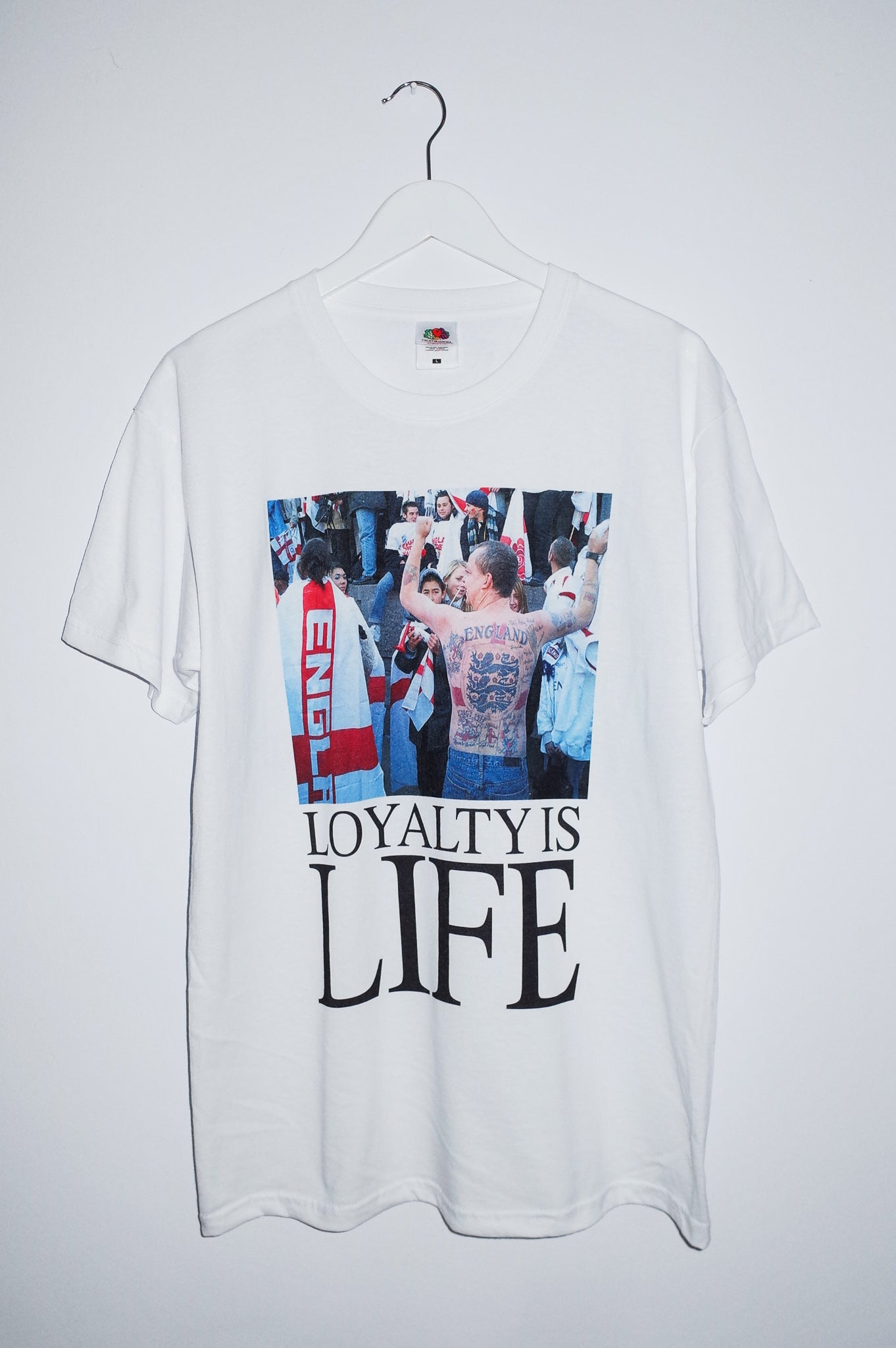 TSP021 LOYALTY IS LIFE