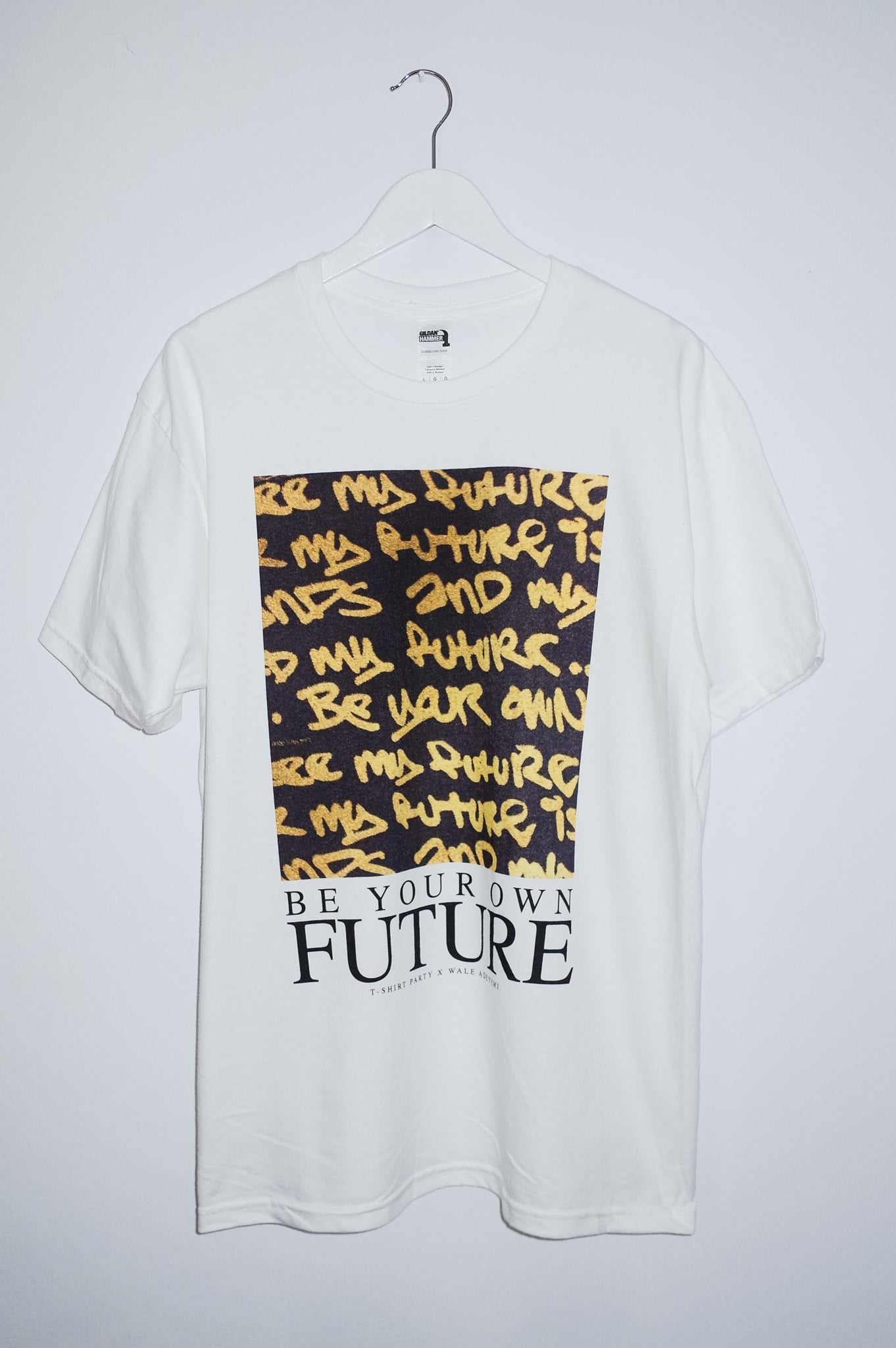 TSP072 BE YOUR OWN FUTURE