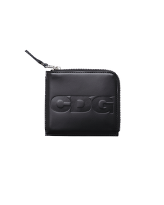 EMBOSSED LOGO WALLET