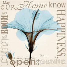 Load image into Gallery viewer, May Our Home Know Happiness - Canvas Wall Art