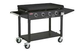 Discovery Clubman 4 Burner Stainless Steel Plate