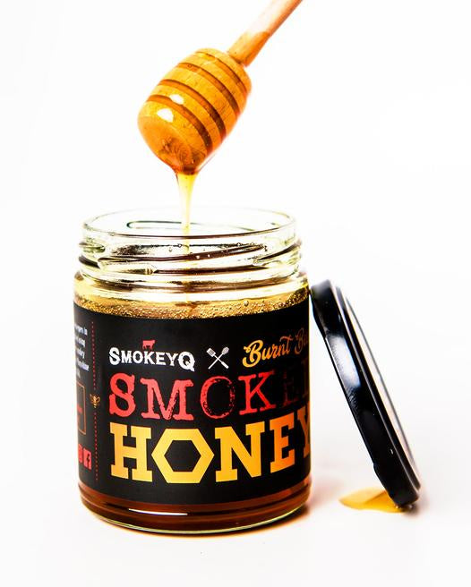 Burnt Bees Smoked Honey