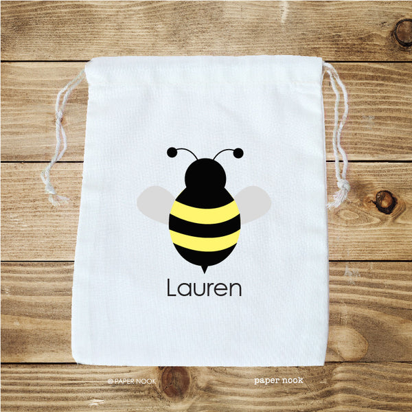 Bee Favor Bag