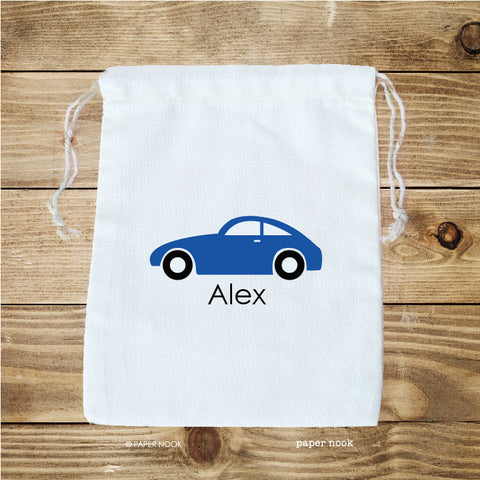 Car Favor Bag