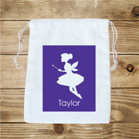 Fairy Favor Bag