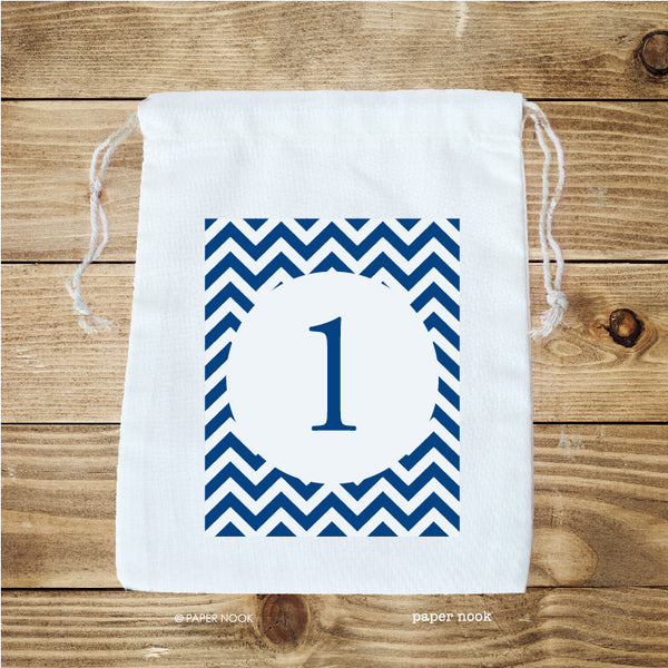 Hanukkah Advent Calendar Bags