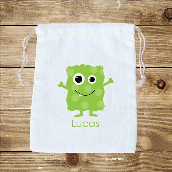 Monster Favor Bag