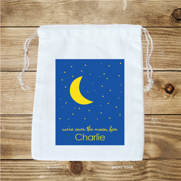 Moon Favor Bag