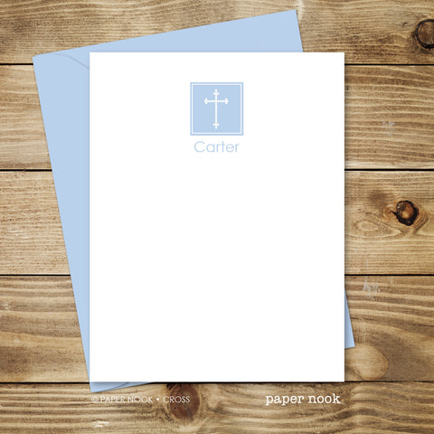 Cross Note Cards